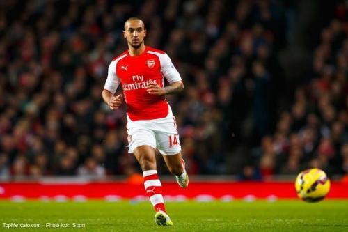 Arsenal : le temps presse pour Walcott