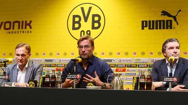 Klopp quittera Dortmund à la fin de la saison
