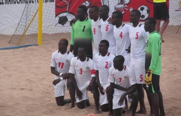 Beach Soccer - Can 2015 :  Le Sénégal doit s'imposer face au Ghana Ghana
