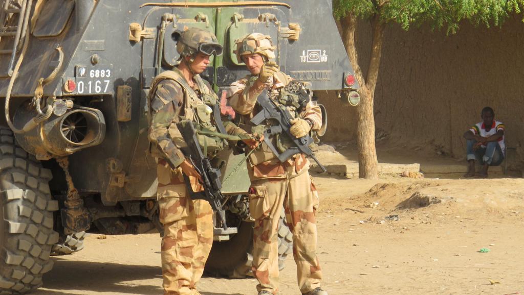 Niger: des arrestations lors d'une opération militaire franco-nigérienne