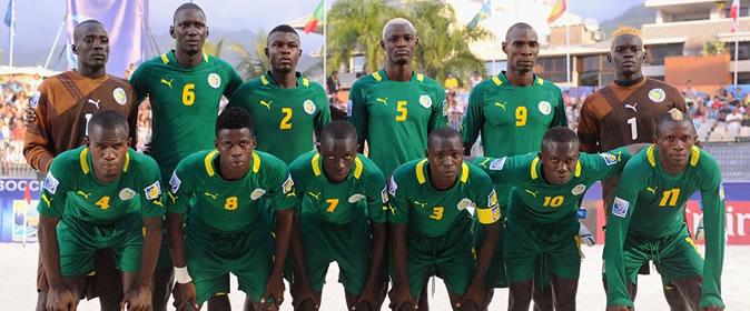 Beach Soccer : Madagascar offre une place en demi-finale au Sénégal