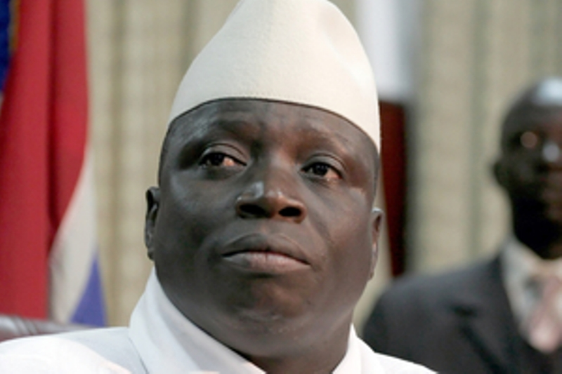 """Macky Sall répond à Yaya Jammeh: """"Je ne soutiens aucun ennemi de la Gambie"""""""