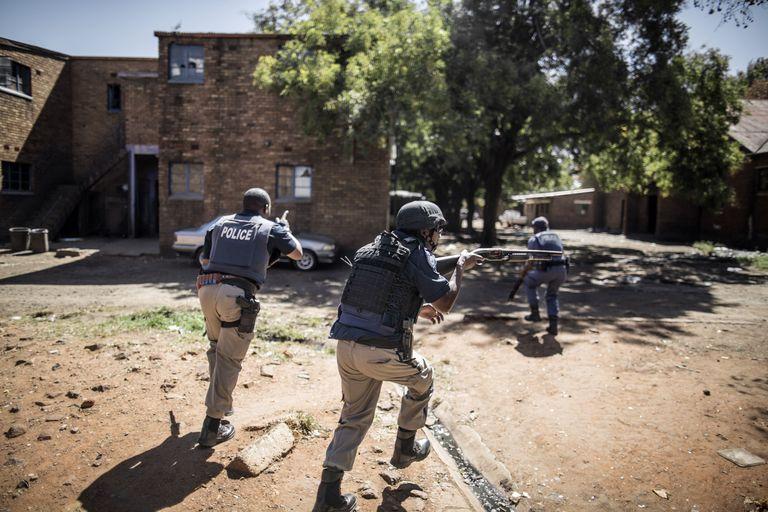 Des violences xénophobes inquiètent l'Afrique du Sud