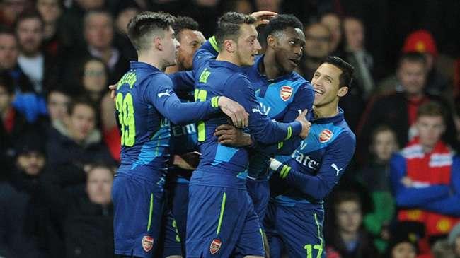 Arsenal et Liverpool veulent se revoir en finale