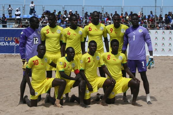 CAN Beach soccer 1/2: Sénégal vs Nigéria, ce samedi