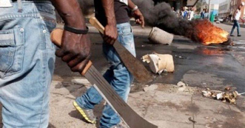 Mamoune Sarr blessé dans les violences xénophobes en Afrique du Sud