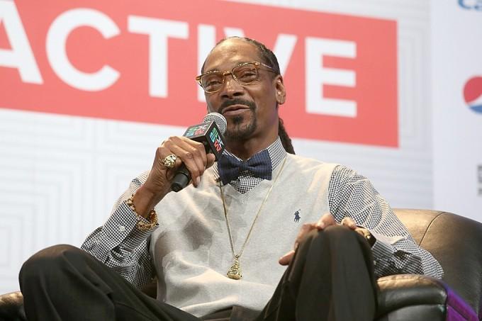 Snoop Dogg se lance dans la livraison de cannabis à domicile