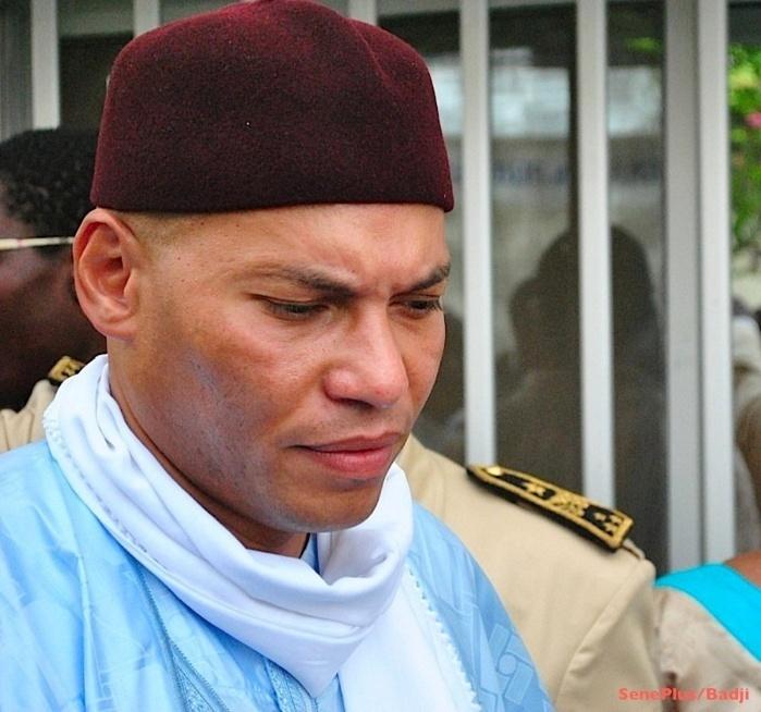 Emouvantes retrouvailles: Karim Wade a revu ses enfants