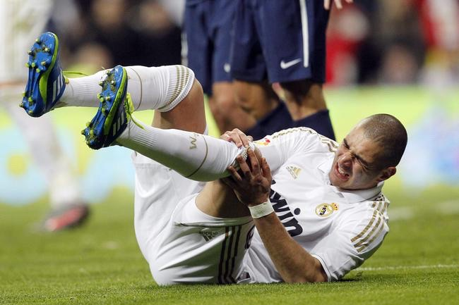Real-Atlético de demain: Benzema, Bale, Marcelo et Modric forfaits