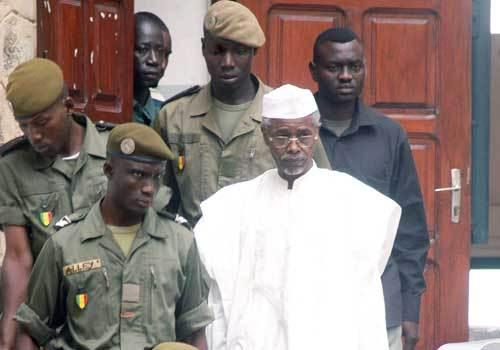 CAE-Jugement Hissein Habré: les juges installés ce jeudi