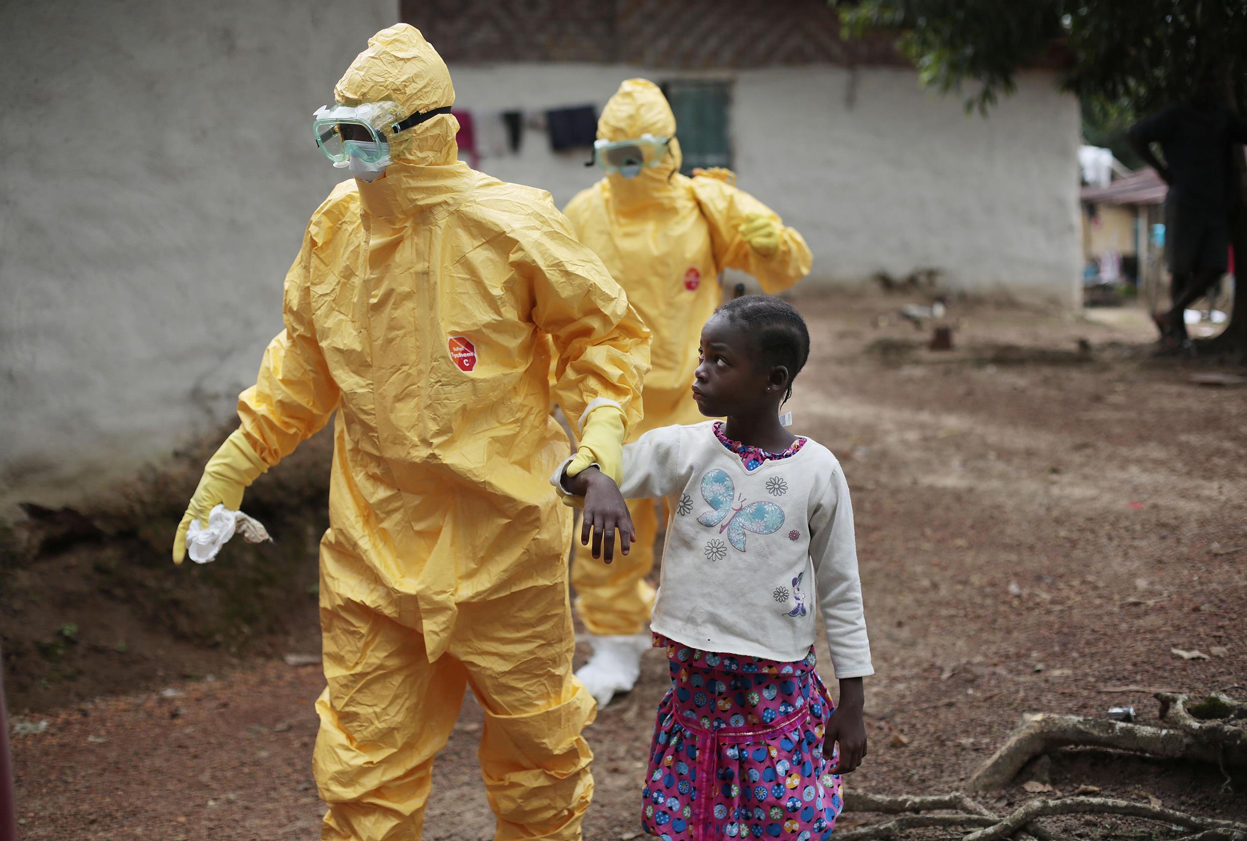 Guinée-Ebola: prison à perpétuité pour 11 personnes