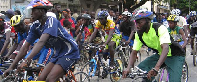 Cyclisme, le Tour du Sénégal a repris ce mardi
