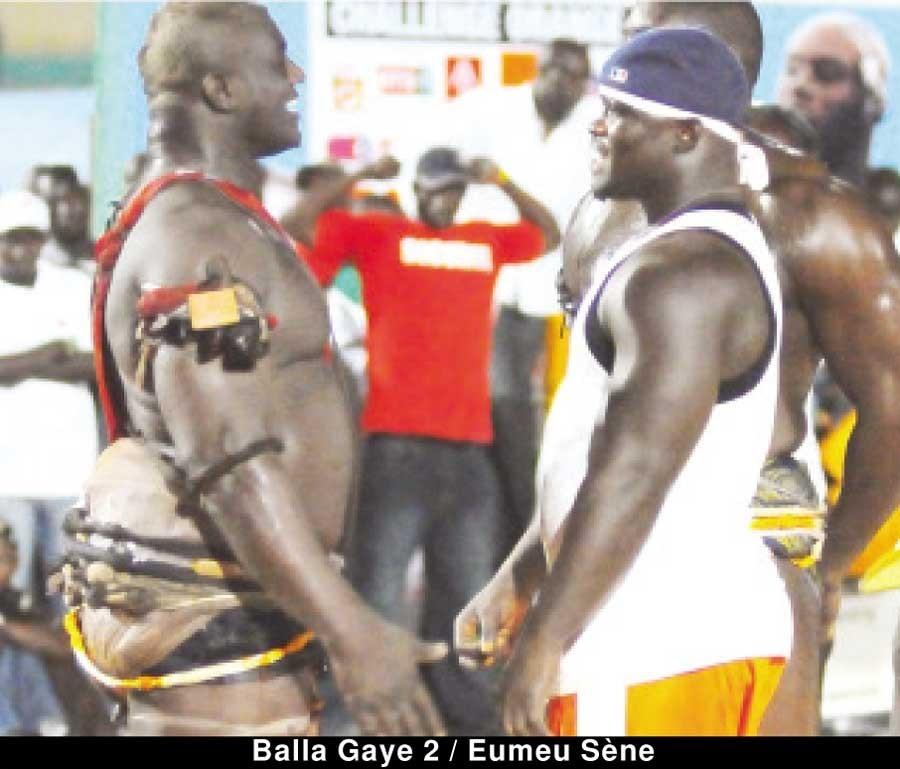 Une Supportrice de Balla Gaye écope deux ans pour avoir ébouillanté, le fan de Eumeu Sene