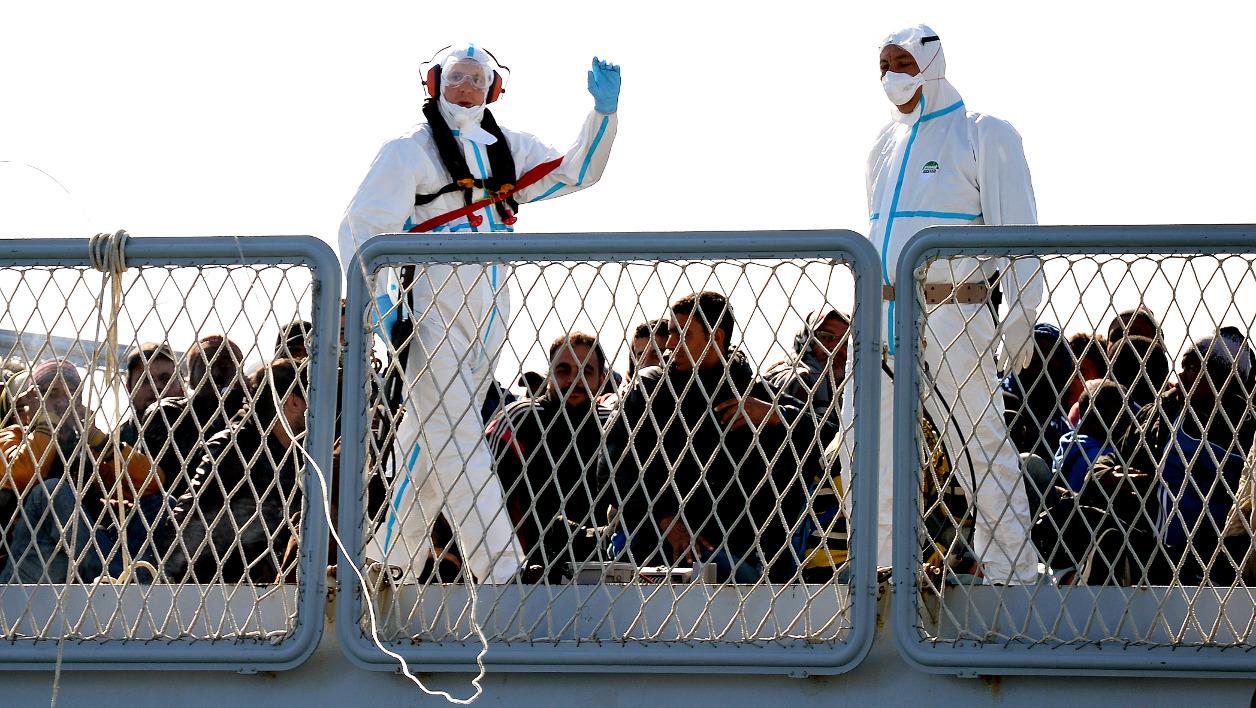 Crise des migrants: vers une opération militaire menée par l'UE?