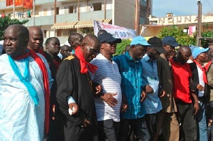 FPDR : L'envoi de 2000 soldats Sénégalais décrié.