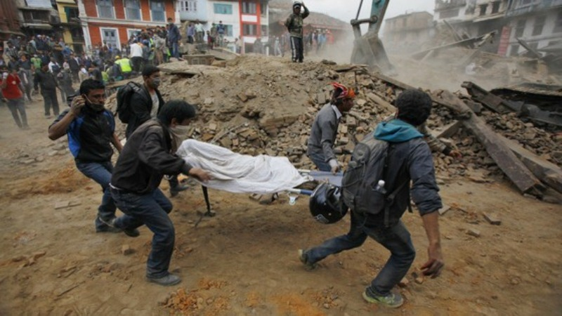En direct Séisme Népal: le décompte des morts n'en finit plus