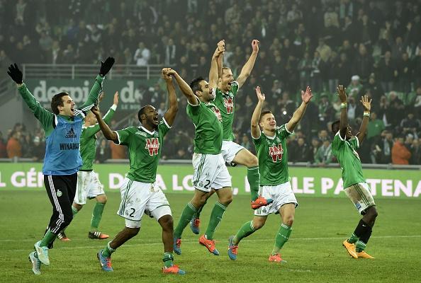 Ligue 1 : Saint-Etienne grimpe sur le podium !