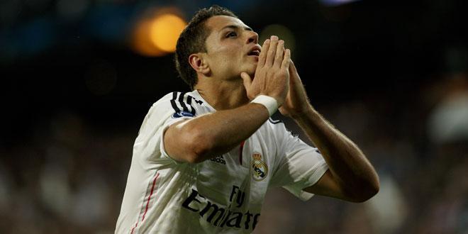 Javier Hernandez, le remplaçant qui fait du bien au Real Madrid