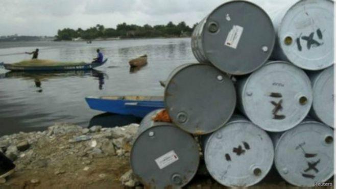 Ghana/Côte d'Ivoire: un litige maritime