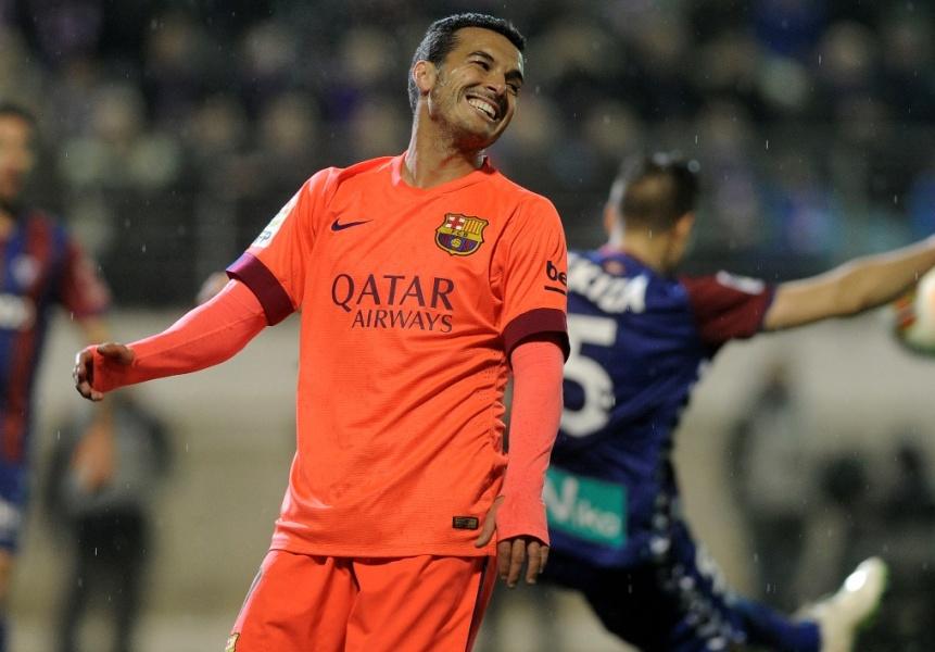 Arsenal prêt à mettre 32 millions d'euros pour Pedro ?