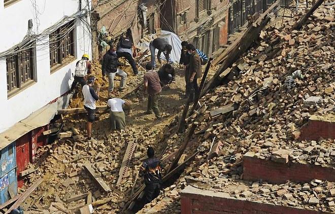 Seisme au Népal: des Sénégalais portés disparus