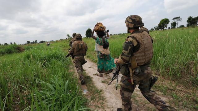 RCA: des soldats français soupçonnés de viols d'enfants