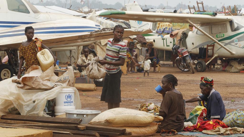 Soldats soupçonnés de viols en RCA: une enquête difficile pour Bangui