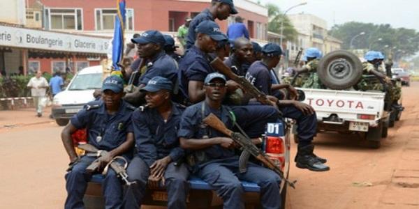 RCA: des soldats africains accusés