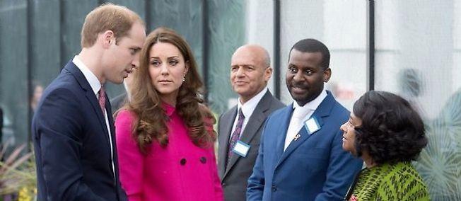 Royaume-Uni: Kate donne naissance à une fille
