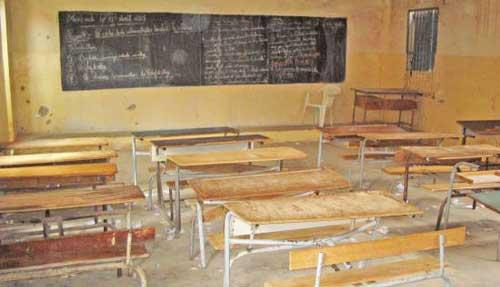 La crise scolaire: Régime de l'indiscipline et du «jusqu'au boutisme»
