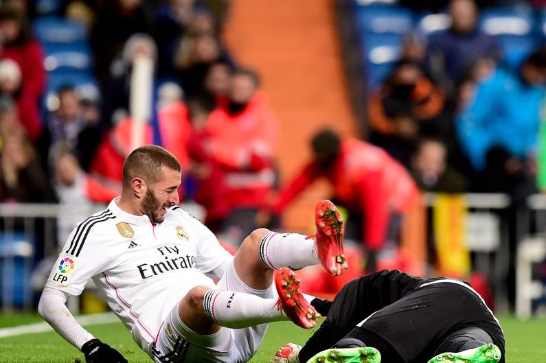 Juventus-Real : Benzema bel et bien forfait