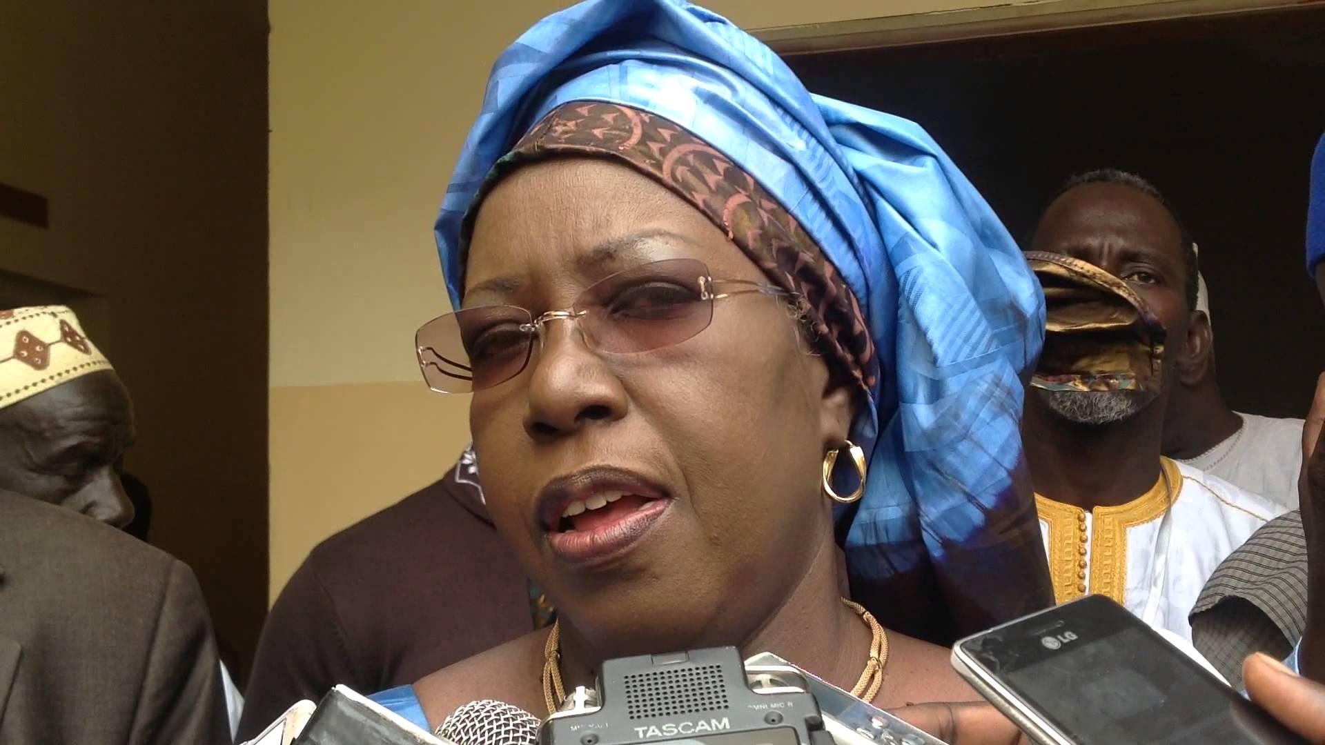 « Le jour où la LD me demandera de quitter… », Khoudia Mbaye