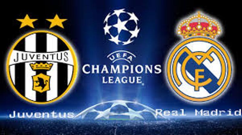 C1-1/2 finale aller: Juventus-Real Madrid à 18h45