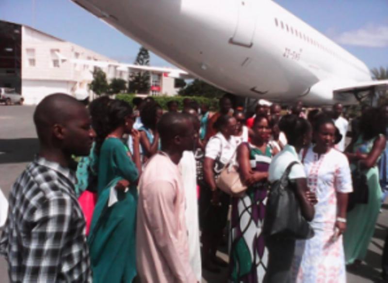 Dernière minute: les agents de Sénégal Airlines entrent en action