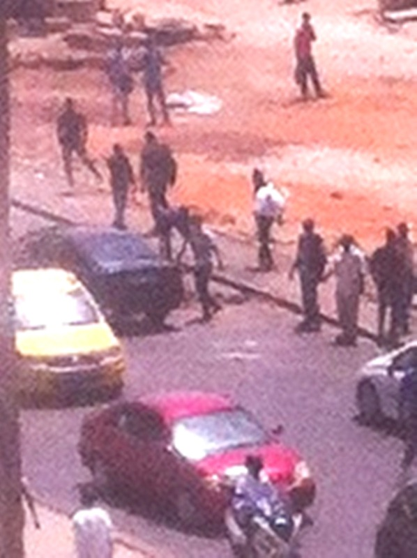 Dernière minute: des élèves brûlent des pneus sur la Bourguiba