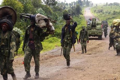 RDC: deux casques bleus tués par les rebelles de l'ADF