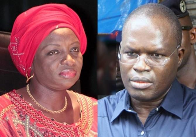 Aminata Touré-Khalifa Sall : Après les élections, les retrouvailles
