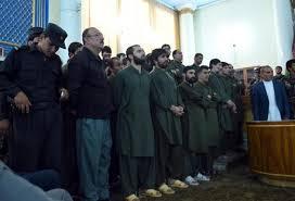 Afghanistan : quatre hommes condamnés à mort