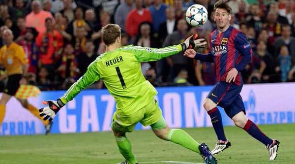 Barça vs Bayern : Messi sur un piédestal, Boateng dans les abîmes.