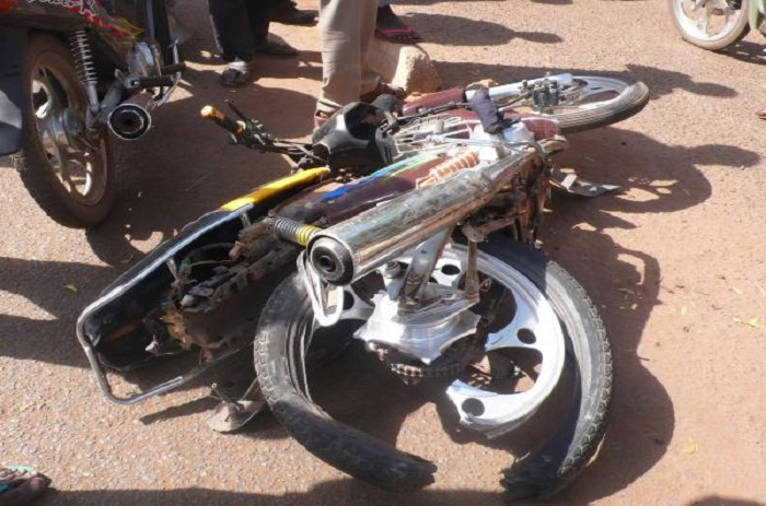 Accident de motos : Le chiffre qui fait peur.