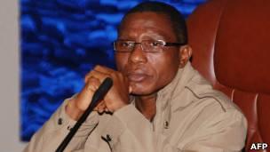 Guinée: Dadis Camara candidat