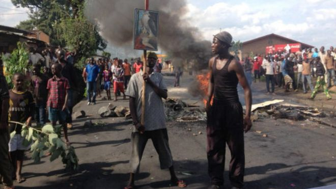 Burundi : deux morts dimanche