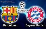 C1-1/2 finale retour: compos probables de Bayern-Barça