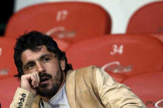 Gattuso allume Ménez... et le PSG