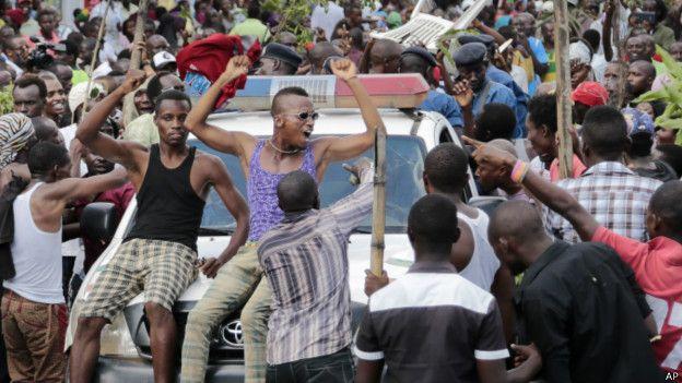 [En direct] Situation confuse au Burundi