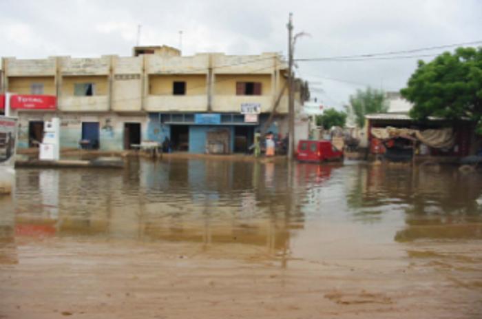 Thiès : La psychose des inondations toujours présente.