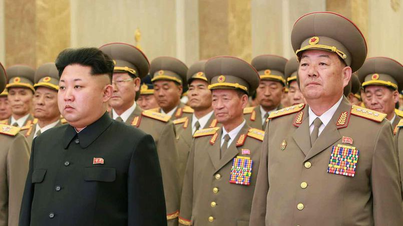 Nord-Coréen : KIM JONG-UN fait exécuter au canon son ministre de la défense, HYON YONG-CHOL
