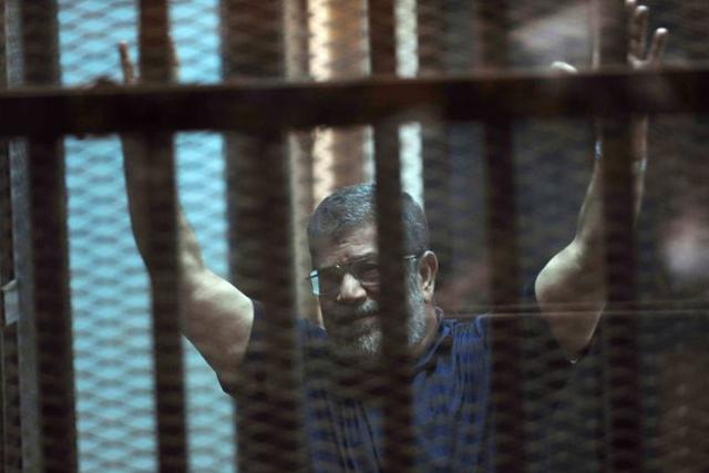 La condamnation de Morsi ne plaît pas aux USA