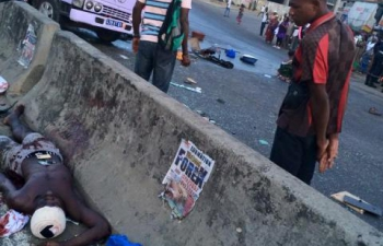 Est Abidjan: Un mort et dix-neuf blessés dans un accident de la route à  Cocody