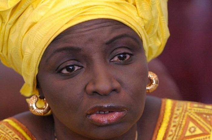 Aminata Touré : «Je ne vois rien qui pourrait inquiéter le navire, encore moins le pilote».